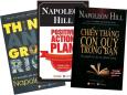 Combo Sách Làm Giàu Của Napoleon Hill 3 (Bộ 3 Cuốn)