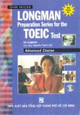 Longman Preparation Series For The TOEIC Test - Advanced Course (Kèm 1 CD)
