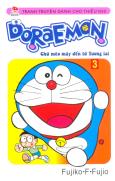 Doraemon - Chú Mèo Máy Đến Từ Tương Lai - Tập 3