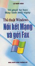 Nối kết mạng và gởi Fax