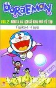 Doraemon - Vol.2 - Nobita Và Lịch Sử Khai Phá Vũ Trụ