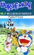 Doraemon - Vol.17 - Nobita Và Cuộc Phiêu Lưu Ở Thành Phố Dây Cót