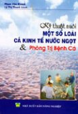 Kỹ Thuật Nuôi Một Số Loài Cá Kinh Tế Nước Ngọt Và Phòng Trị Bệnh Cá