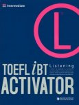 Toefl iBT Activator Listening - Intermediate (Kèm 4 CD)
