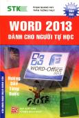 Word 2013 Dành Cho Người Tự Học