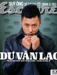 Quý Ông - Esquire (Tháng 11/2013)