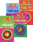 Combo Tứ Hành Xung 1 - Bộ 4 Cuốn (Tý, Ngọ, Mão, Dậu)