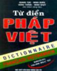 Từ Điển Pháp - Việt (Khoảng 125.000 Mục Từ)
