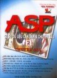 ASP cơ sở dữ liệu căn bản & chuyên sâu - tập 2