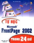 Tự Học Microsoft FrontPage 2002 Trong 24 Giờ