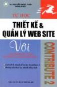 Tự Học Thiết Kế Và Quản Lý Web Site Với Contribute 2 For Windows And Macintosh