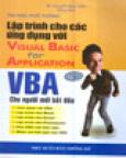 Lập Trình Cho Các Ứng Dụng Với Visual Basic For Application (VBA) Cho Người Mới Bắt Đầu