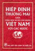 Hiệp định thương mại giữa Cộng hoà xã hội chủ nghĩa Việt Nam với các nước