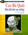 Cao Bá Quát - Một Đời Thơ Suy Tưởng (Văn Học Trong Nhà Trường)