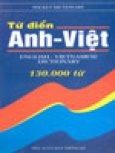 Từ Điển Anh - Việt (Khoảng 130.000 Từ)
