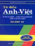 Từ Điển Anh - Việt (Khoảng 50.000 Từ - Dạng Sổ Tay)