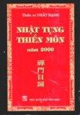 Nhật Tụng Thiền Môn năm 2000