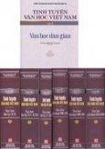 Tinh Tuyển Văn Học Việt Nam, tập 2 - quyển 2: Văn học các dân tộc thiểu số