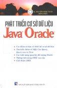 Phát Triển Cơ Sở Dữ Liệu Java Oracle