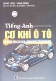 Tiếng Anh Cơ Khí Ô Tô - Special English For Automobile Engineering