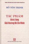 Tác Phẩm Được Tặng Giải Thưởng Hồ Chí Minh - Hồ Tôn Trinh