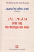 Tác Phẩm Được Tặng Giải Thưởng Hồ Chí Minh - Nguyễn Đổng Chi, Tập 3