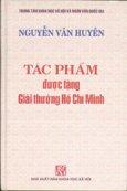 Tác Phẩm Được Tặng Giải Thưởng Hồ Chí Minh - Nguyễn Văn Huyên, Tập 1