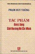 Tác Phẩm Được Tặng Giải Thưởng Hồ Chí Minh - Phạm Huy Thông