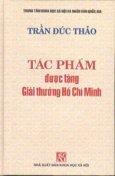 Tác Phẩm Được Tặng Giải Thưởng Hồ Chí Minh - Trần Đức Thảo