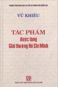 Tác Phẩm Được Tặng Giải Thưởng Hồ Chí Minh - Vũ Khiêu