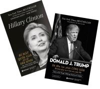 Combo Hillary Clinton - Bí Mật Quốc Gia Và Sự Hồi Sinh + Donald J. Trump: Đã Đến Lúc Phải Cứng Rắn