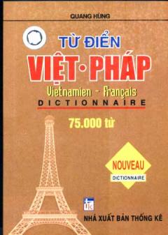 Từ Điển Việt Pháp 75000 từ