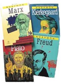 Tủ sách nhập môn triết học và khoa học (Nhập môn - PLATO, KIERKEGAARD, FREUD, MARX) Bộ 4 cuốn