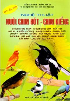 Nghệ Thuật Nuôi Chim Hót , Chim Kiểng