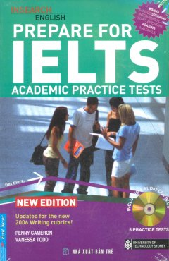 Prepare For IELTS - Academic Practice Tests (Kèm 3 CD)