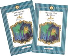 Hai Vạn Dặm Dưới Biển - Bộ 2 Tập (Sách Bỏ Túi)