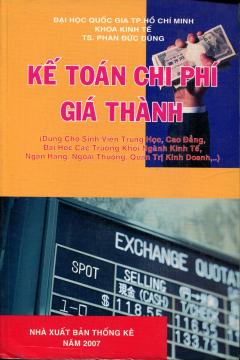 Kế Toán Chi Phí Giá Thành - Tái bản 2007