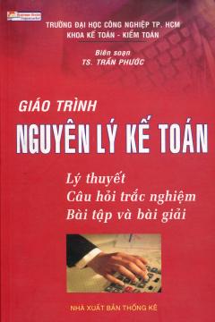 Giáo Trình Nguyên Lý Kế Toán - Tái bản 12/09/2009