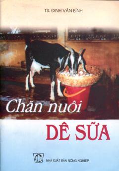 Chăn Nuôi Dê Sữa