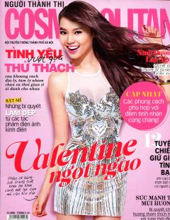 Người Thành Thị - Cosmopolitan (Tháng 2/2014)