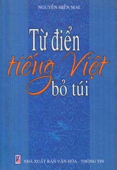 Từ Điển Tiếng Việt Bỏ Túi