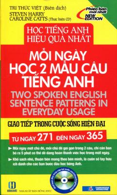 Mỗi Ngày Học 2 Mẫu Câu Tiếng Anh (Từ Ngày 271 Đến Ngày 365)