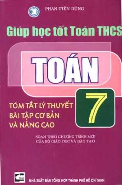 Giúp Học Tốt Toán THCS - Toán 7