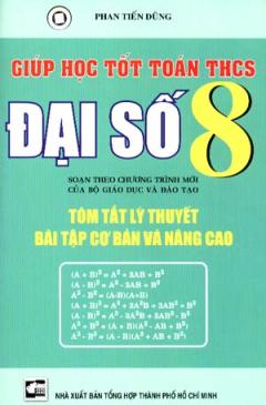 Giúp Học Tốt Toán THCS - Đại Số 8