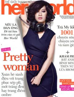 Thế Giới Thanh Nữ - Her Word (Tháng 3/2014)