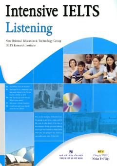 Intensive IELTS Listening (Kèm CD)