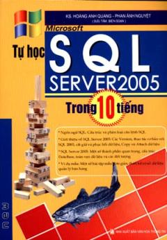 Tự Học SQL Server 2005 Trong 10 Tiếng
