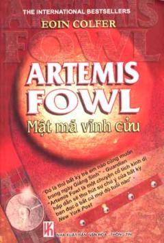 Artemis Fowl -  Mật Mã Vĩnh Cửu