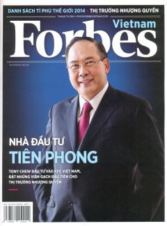 Forbes Việt Nam - Số 11 (Tháng 4/2014)