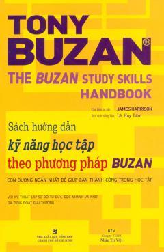Sách Hướng Dẫn Kỹ Năng Học Tập Theo Phương Pháp Buzan - Tái bản